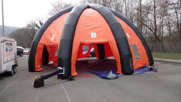 Party-Zelt-geschlossen mieten