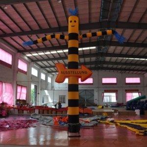 Airdancer Ausstellung mieten