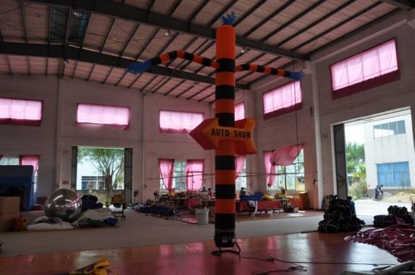Airdancer Autoshow mieten
