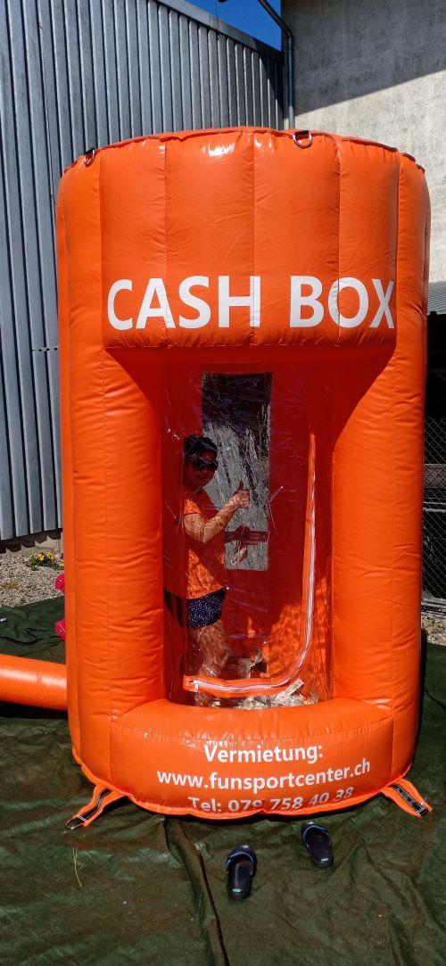 Fun Game Cash Box mieten
