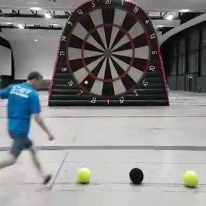 fussball dart mieten