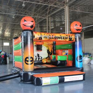Hüpfburg Halloween mieten