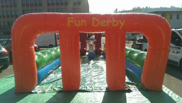horse derby mieten