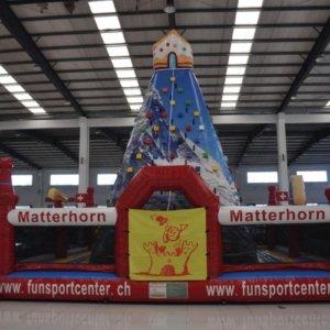 hüpfburg matterhorn mieten