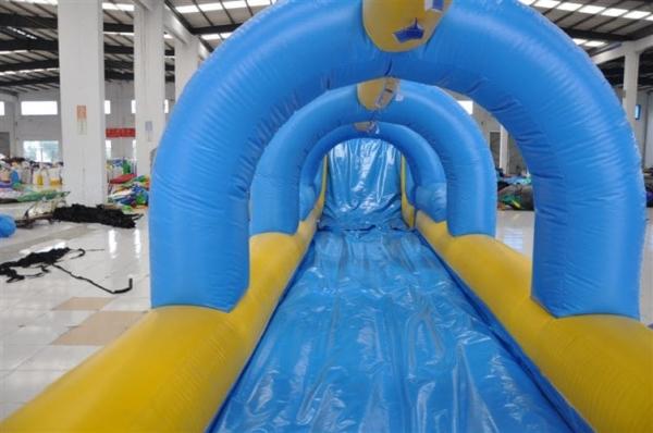 mega water slide mieten