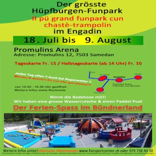 Funpark Samedan